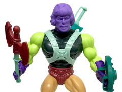 MOTU Giants He-Man (Test Shot Colorway C) SDCC 2015 Exclusive