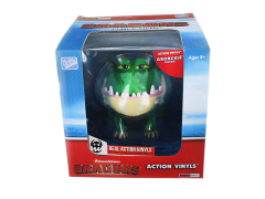 How To Train Your Dragon Action Vinyls Gronckle (Green)