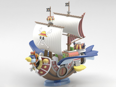 One Piece Grand Ship Collection Thousand Sunny (Flying Model) Model Kit