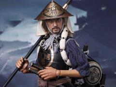 Oda Nobunaga Army Warriors Series Ashigaru 2.0 (Taiko Drum) 1/6 Scale Figure