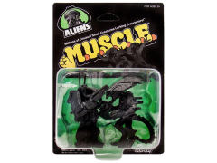 Alien M.U.S.C.L.E. Ripley and Alien Queen (Black) SDCC 2017 Exclusive Two-Pack