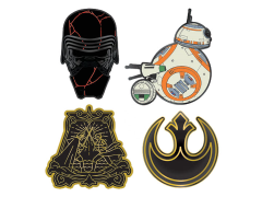 Star Wars: The Rise of Skywalker Enamel Pin Set