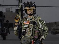 Special Mission Unit Tier-1 Operator Part V Combat Applications Group Sharpshooter 1/6 Scale Limited Edition Figure