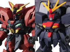 Gundam Mobile Suit Ensemble EX12 Gundam Virsago CB & Gundam Ashtaron HC Exclusive Two-Pack
