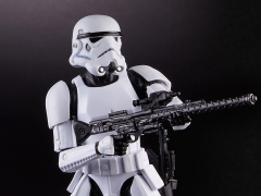 "Star Wars 40th Anniversary The Black Series 6"" Stormtrooper"