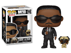 Pop! Movies: Men in Black - Agent J and Frank