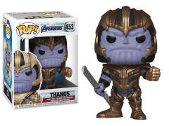 Pop! Marvel: Avengers: Endgame - Thanos