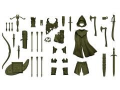 Vitruvian H.A.C.K.S. Character Builder Adventurer Kit (Ranger Green)