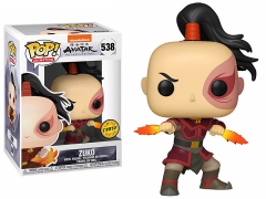Pop! Animation: Avatar: The Last Airbender - Zuko (Chase)