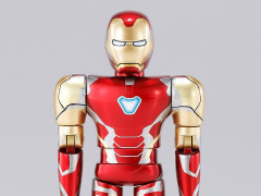 Avengers: Endgame Chogokin Heroes Iron Man Mark LXXXV