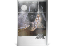 Star Wars: A New Hope Premium Limited Edition Silver Foil