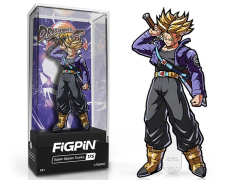 Dragon Ball FighterZ FiGPiN #175 Super Saiyan Trunks