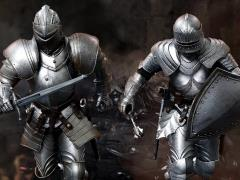 Palm Empires Bodyguard Knight 1/12 Scale Figure Two-Pack