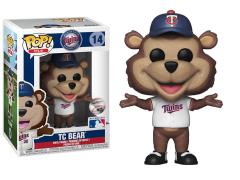 Pop! MLB: Mascots - TC Bear (Twins)