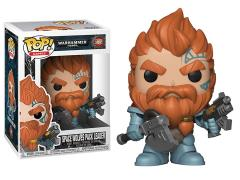 Pop! Games: Warhammer 40,000 - Space Wolves Pack Leader
