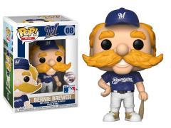 Pop! MLB: Mascots - Bernie The Brewer (Brewers)