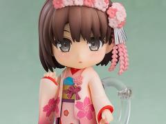 Saekano Nendoroid No.1114 Megumi Kato (Kimono Ver.)