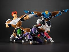 Dragon Ball Z HG Dragon Ball Ginyu Toku Sentai Exclusive Set