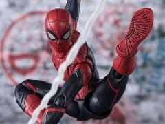 Spider-Man: Far From Home S.H.Figuarts Spider-Man (Upgraded Suit)