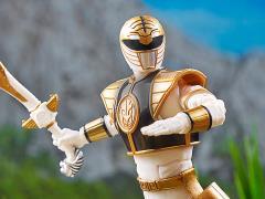 Mighty Morphin Power Rangers Lightning Collection White Ranger