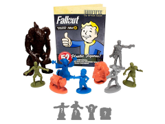 Fallout Nanoforce Army Builder #3 Box of 13 Figures