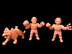 Masters of The Universe M.U.S.C.L.E. Wave 2 Pack B