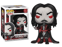 Pop! Animation: Castlevania - Vlad Dracula Tepes