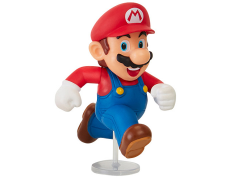 "World of Nintendo 2.50"" Mario (Running) Figure"