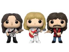 Pop! Rocks: Rush Figure Three-Pack
