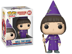 Pop! TV: Stranger Things - Will the Wise