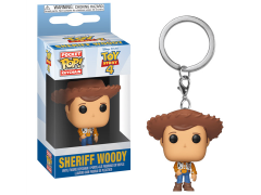 Pocket Pop! Keychain: Toy Story 4 - Sheriff Woody
