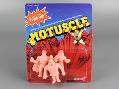 Masters of The Universe M.U.S.C.L.E. Wave 1 Pack D