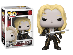 Pop! Animation: Castlevania - Adrian Tepes