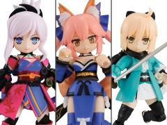 Fate/Grand Order Desktop Army Vol. 3 Box of 3 Figures