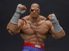 Street Fighter II Sagat 1/12 Scale Figure