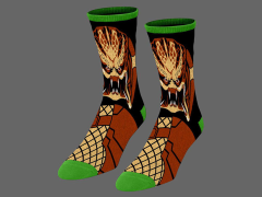 Predator Custom Knit Crew Socks