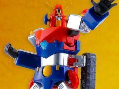 Super Electromagnetic Robot Com-Battler V Mini Action Series Com-Battler V