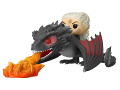 Pop! Rides: Game of Thrones - Daenerys on Drogon (Season Eight)