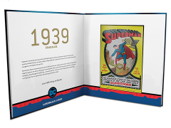 Superman 80th Anniversary Silver Coin Note Limited Edition Collection