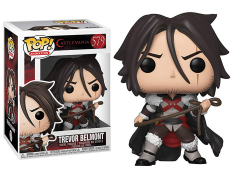 Pop! Animation: Castlevania - Trevor Belmont