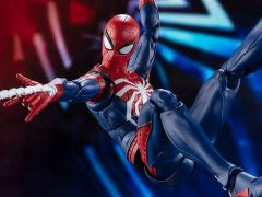 Spider-Man (2018 Video Game) S.H.Figuarts Spider-Man (Advanced Suit)