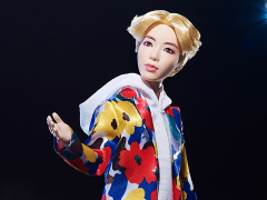 BTS Idol Fashion Jin Doll