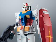 Gundam Robot Spirits RX-78-2 Gundam (ver. A.N.I.M.E.) Real Marking Limited Edition Exclusive