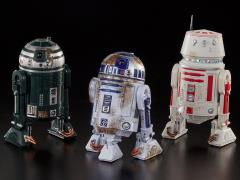 Star Wars: The Black Series Red Squadron Droids Exclusive Three-Pack