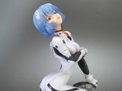 Evangelion Rei Ayanami (Plugsuit Ver.) Ani*Statue