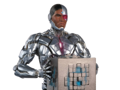 DC Comics Batman Universe Bust Collection #34 Cyborg