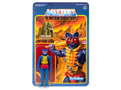 Masters of the Universe ReAction Mer-Man (Carry Case Color) Figure