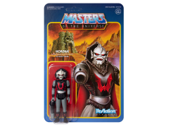 Masters of the Universe ReAction Hordak (Grey) Figure