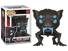 Pop! Animation: Castlevania - Blue Fangs
