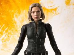 Avengers: Infinity War S.H.Figuarts Black Widow & Tamashii Effect